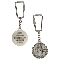 key ring Our Lady of Road /...