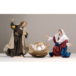 Holy Family for a 20 cm...