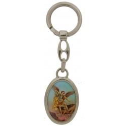 key ring  St michael
