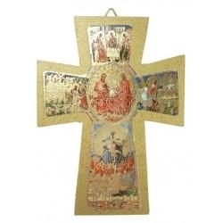 Croix Byzantine 10 X 7 Cm...