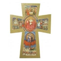 Byzantine Cross 13 X 9 Cm...