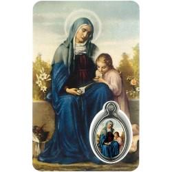 Carte-Méd-Prière - Ste Anne...