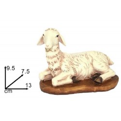 Sheep  13 X 9.5 cm...
