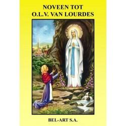 Book  Noveen tot OLV van...