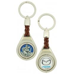 key ring  MAZDA / St...