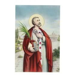 Postcard St Pierre