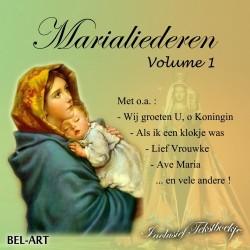 CD - Marialiederen - Vol 1