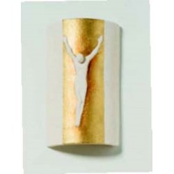 Cross Mural 17.5 Cm Ceramic...