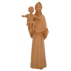 Statue 35 cm  Virgin of the...