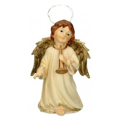 Angel With Instrument Music...