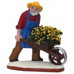 Santon Gateau 7 Cm Gardener...
