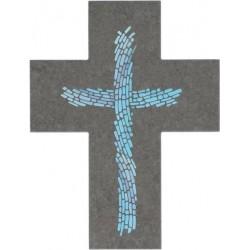 wall cross Slate  13 X 17...