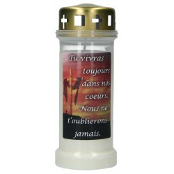 Candle 6J / CD / white / We...