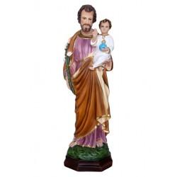 Statue Saint Joseph 65 cm...