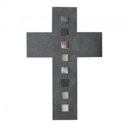 Wall Cross Slate 17 x 26 cm...