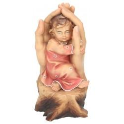Statue en bois sculpté...
