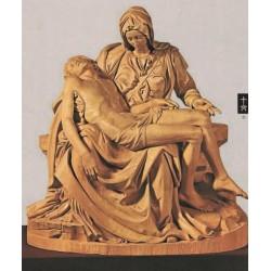 Pieta 75 Cm Michel-Ange Ton...