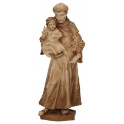 Woodcarving statue of Saint...