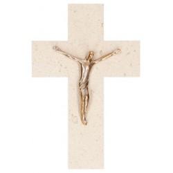 Natural stone wall Cross...