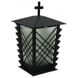 Lanterne 24 cm Noir