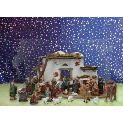 Christmas 25 figures 09 Cm...