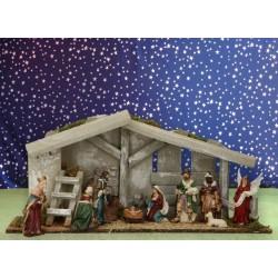 Christmas stable  11...