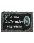 BEL-ART S.A. - Plaques cimetière