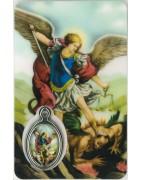 BEL-ART S.A. - Card- med- prayer